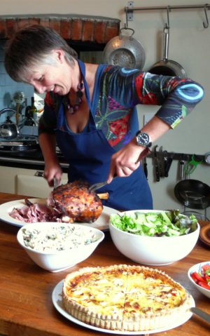 Launceston Farm cookery course