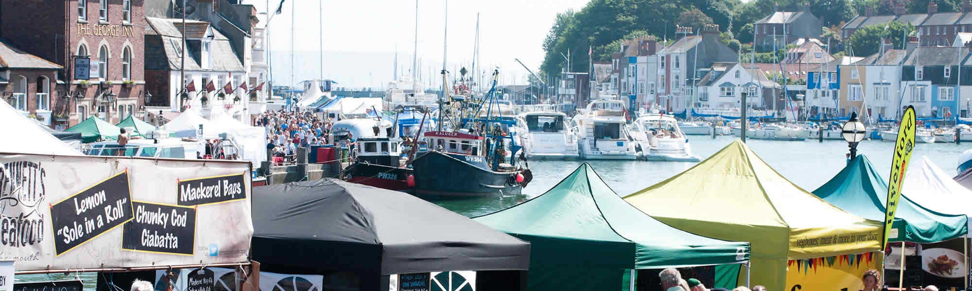 Weymouth Seafood Festival